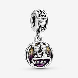 Mickey & Minnie Happily Ever After Dangle Charm